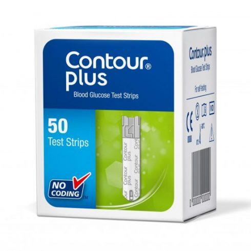 Bandelete de testare 50 buc. (Compatibile cu dispozitivele Contour™ Plus si CONTOUR™PLUS ONE)