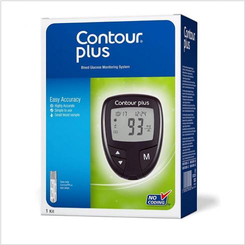 Glucometrul Contour Plus - Dispozitiv monitorizare glicemie