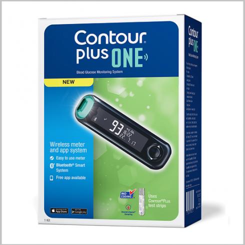 Glucometrul Inteligent Contour Plus ONE - Sistem de monitorizare a glicemiei