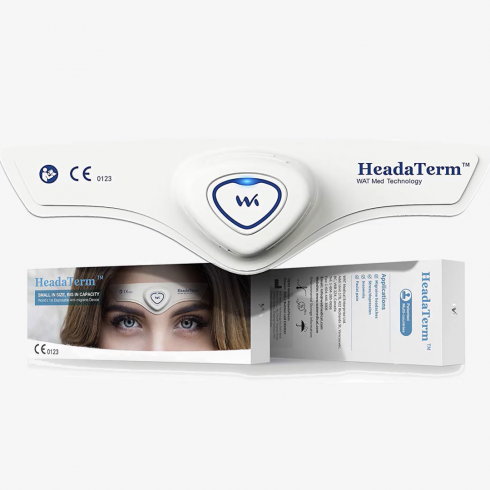 HeadaTerm – Dispozitiv medical anti-migrena