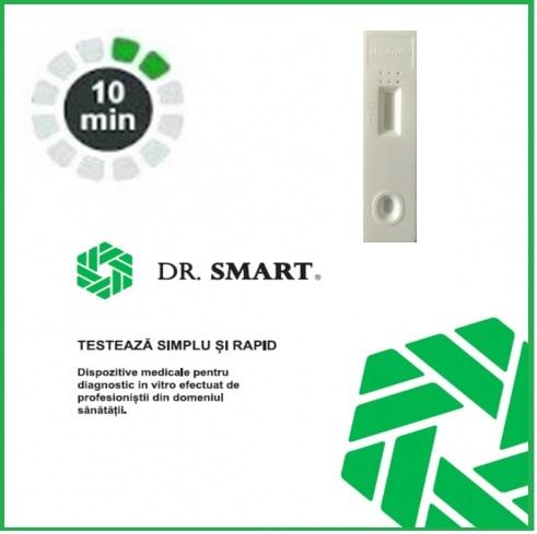 NOU! Test Rapid Chlamydia – Casetă  (secreții genitale/urină) Kit cu 20 casete test