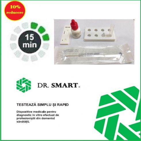10% reducere! Test rapid antigen COVID-19 – Kit cu 20 casete test