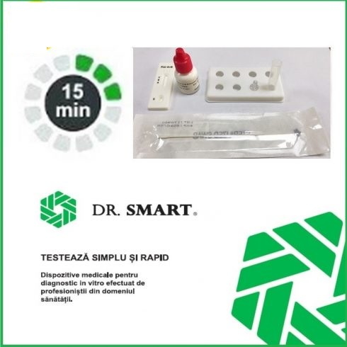 Test Rapid Antigen Covid-19. Kit 20 teste