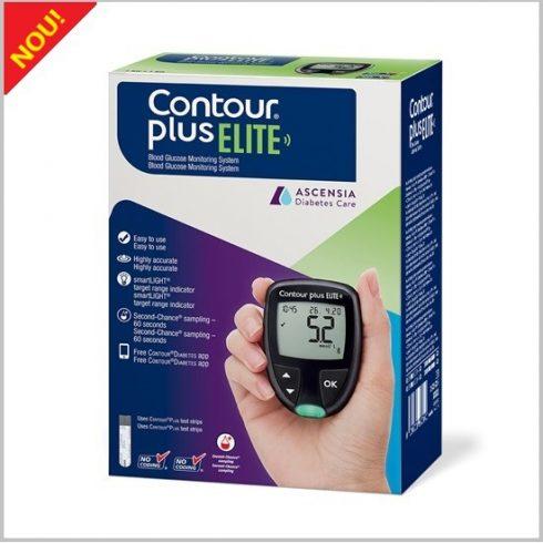 NOU! Glucometrul CONTOUR®PLUS ELITE - Dispozitiv monitorizare glicemie
