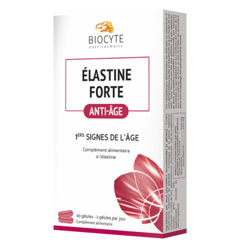 BIOCYTE ELASTINE FORTE  40 gelule