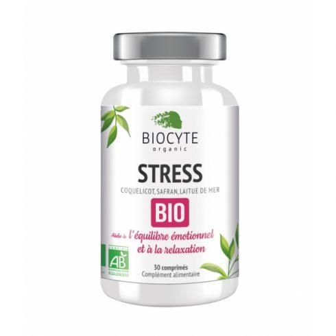 BIOCYTE STRESS BIO 30 TABLETE