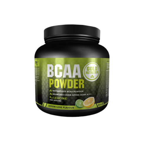GoldNutrition BCAA Powder 300 g