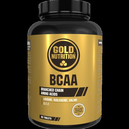 GoldNutrition BCAA'S 60 tb