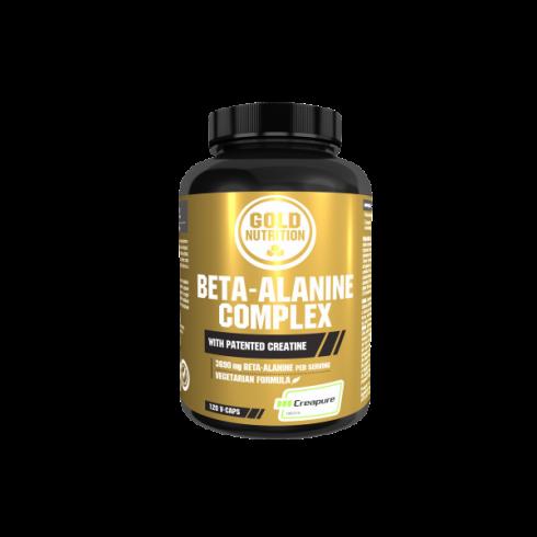 GoldNutrition Beta-Alanina complex 120 VCPS