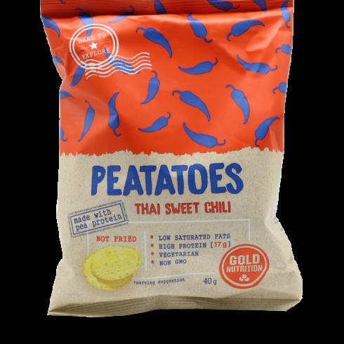 GoldNutrition Chipsuri Proteice Thai Sweet Chili-40gr