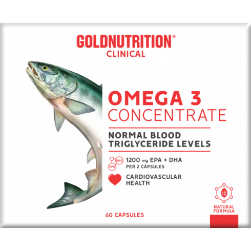 GoldNutrition Clinical Omega 3 Concentrate