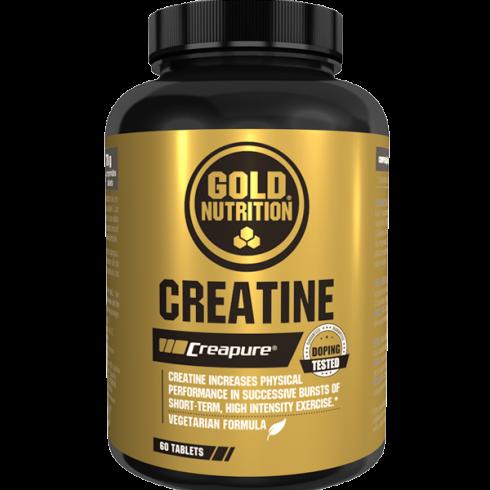 GoldNutrition Creatine 1000 mg X 60cps