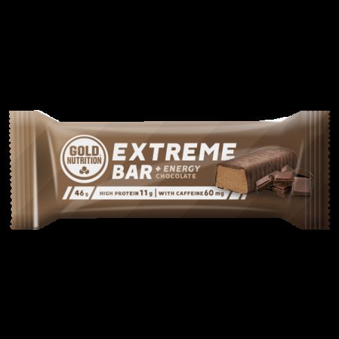 GoldNutrition Extreme Bar ciocolata 46 g