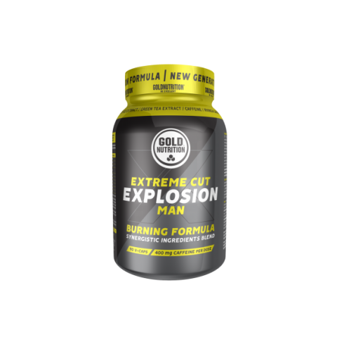 GoldNutrition Extreme Cut Explosion Man 90 VCPS
