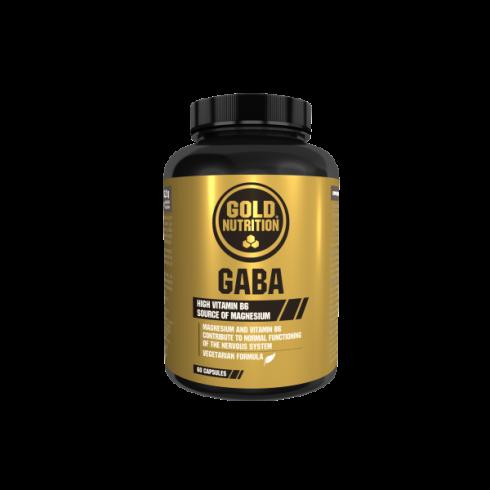 GoldNutrition GABA 60cps