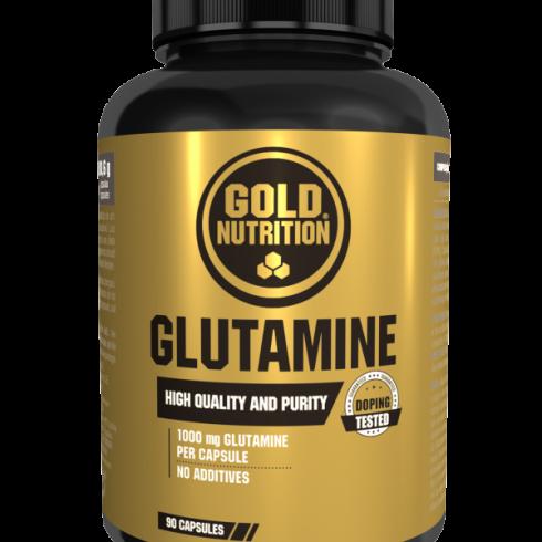 GoldNutrition Glutamine 1000 mg  90cps