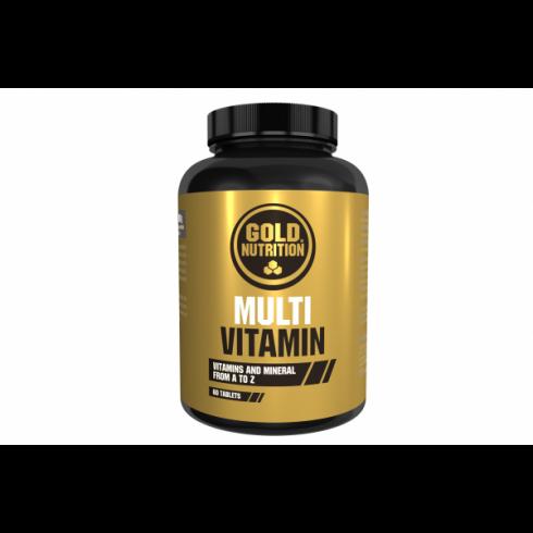 GoldNutrition Multi Vitamin 60cps