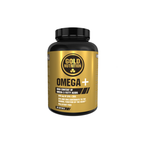 GoldNutrition OMEGA + 90cps