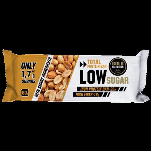 GoldNutrition Protein Bar Low Sugar alune 60gr