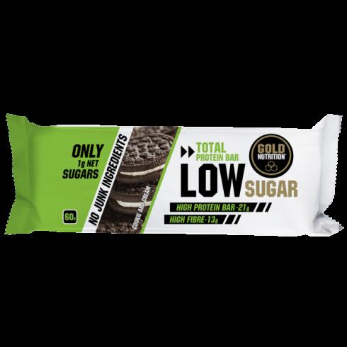 GoldNutrition Protein Bar Low Sugar biscuiti 60 gr