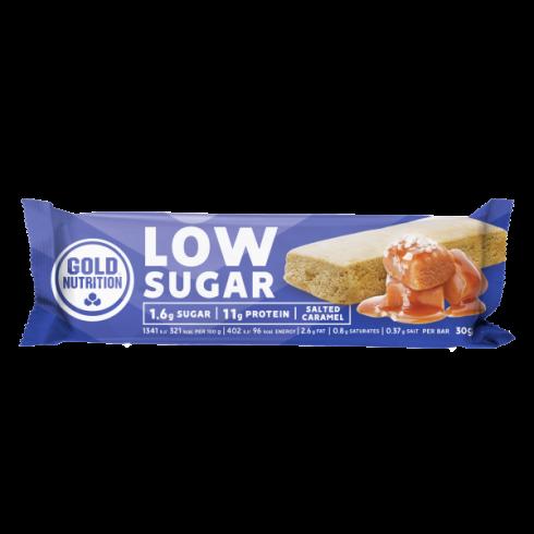 GoldNutrition Protein Bar Low Sugar caramel sarat 30gr