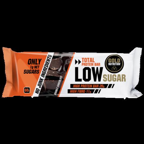 GoldNutrition Protein Bar Low Sugar ciocolata extra 60gr