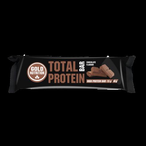 GoldNutrition Total Protein bar ciocolata 46 G