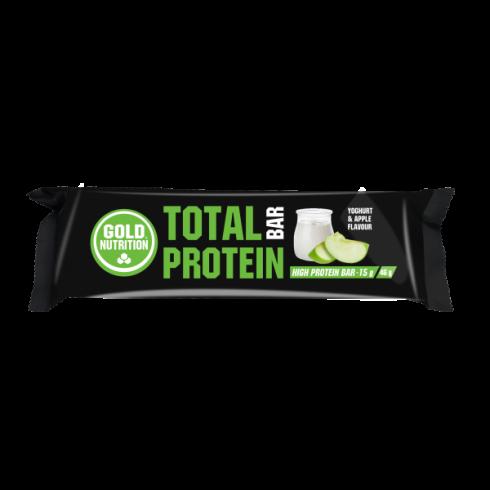 GoldNutrition Total Protein bar iaurt/mere 46 g
