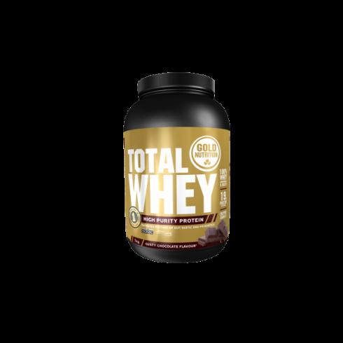 GoldNutrition Total Whey Protein ciocolata 1kg
