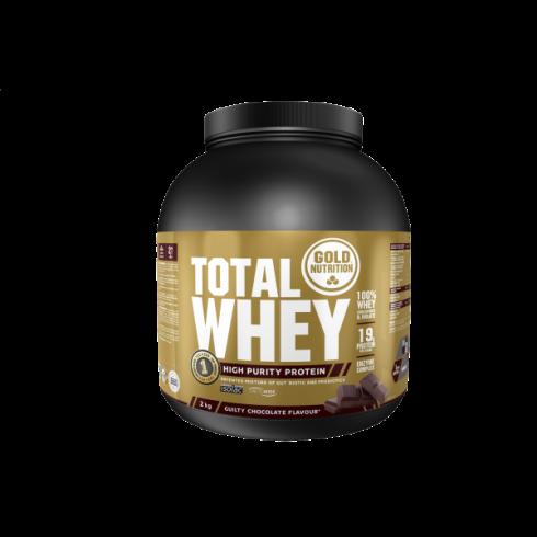 GoldNutrition Total Whey Protein ciocolata 2kg