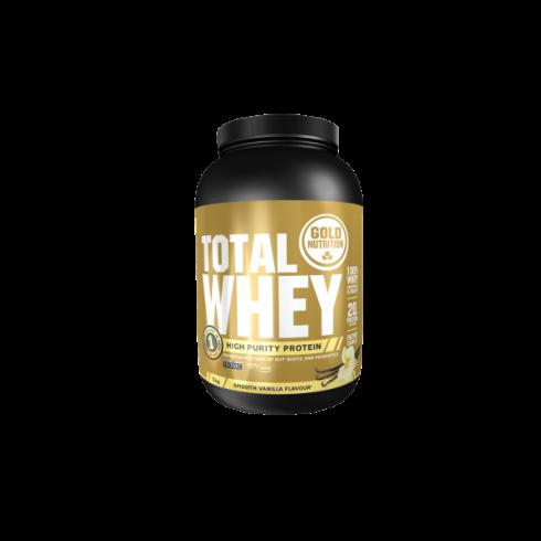 GoldNutrition Total Whey Protein vanilie 1kg