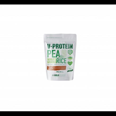 GoldNutrition V Protein alune de padure 240 g