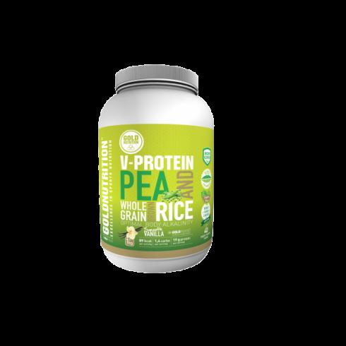 GoldNutrition V Protein vanilie 1 kg