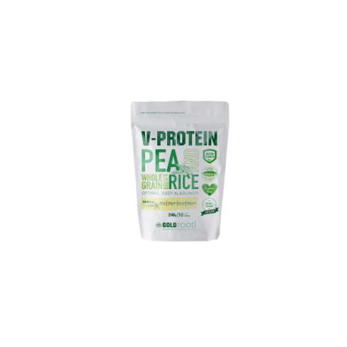 GoldNutrition V Protein vanilie 240 g