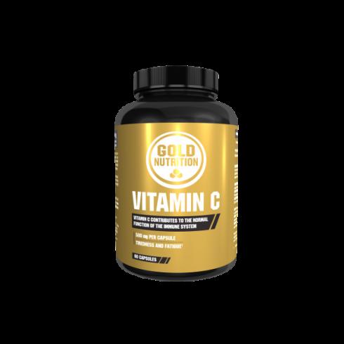 GoldNutrition Vitamina C 500 mg