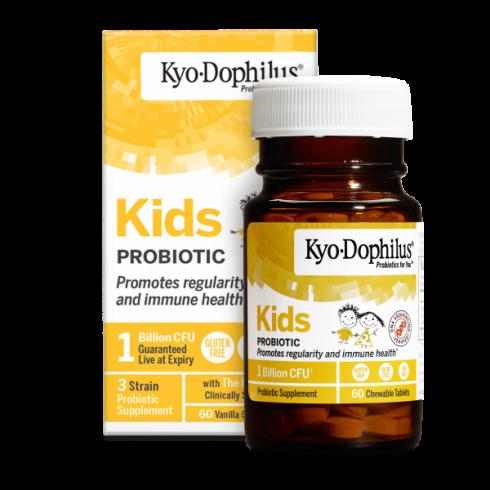 Kyolic Probiotice copii 60 tablete