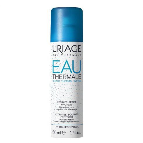 Apa Termala Spray 50ml + Cadou pos Eau thermale masca de ochi + mini Eau thermale masca de noapte 15 ml