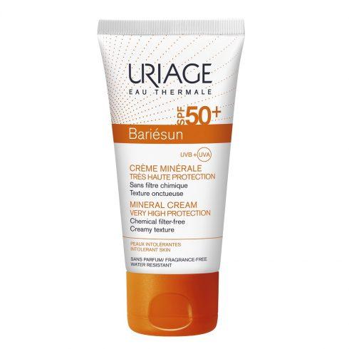 BARIESUN Crema minerala protectie solara SPF50+ 50ml