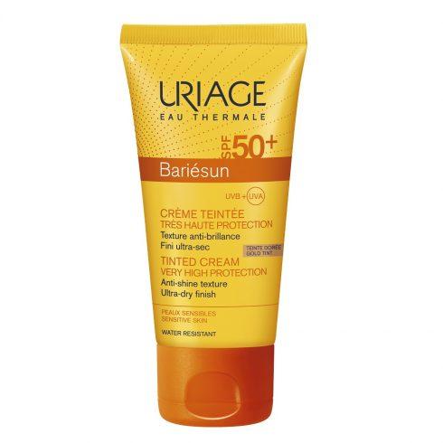 BARIESUN Crema colorata protectie solara SPF50+  50ml GOLD