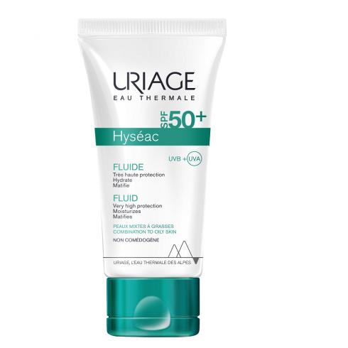 HYSEAC Fluid SPF50+ 50ml