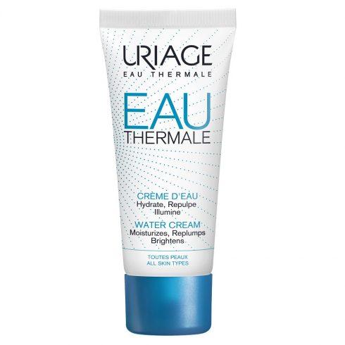 EAU THERMALE Crema hidratanta 40ml  + Cadou pos Eau thermale masca de ochi + mini Eau thermale masca de noapte 15 ml
