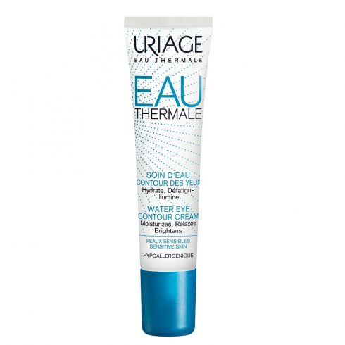 EAU THERMALE Crema contur de ochi 15ml + Cadou pos Eau thermale masca de ochi + mini Eau thermale masca de noapte 15 ml