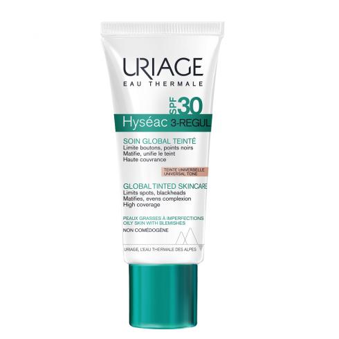 HYSEAC 3-Regul Crema colorata SPF30 40ml