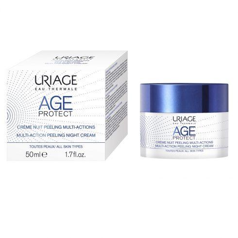 AGE PROTECT Crema de noapte peeling antiaging 50ml