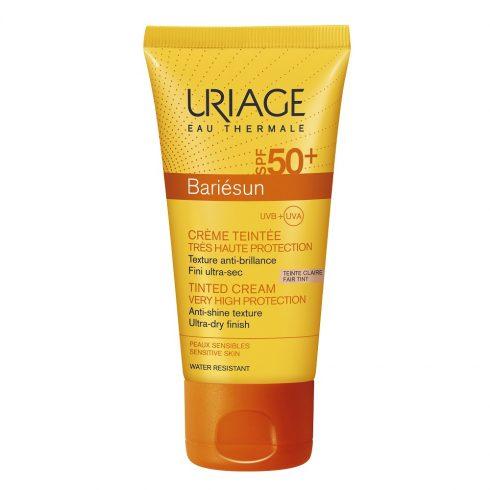 BARIESUN Crema colorata protectie solara SPF50+ 50ml FAIR