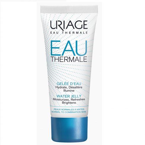 EAU THERMALE Gel hidratant (ten mixt/ gras) 40ml + Cadou pos Eau thermale masca de ochi + mini Eau thermale masca de noapte 15 ml