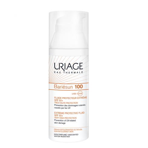 BARIESUN 100 fluid protecție extremă SPF 50+, 50 ml