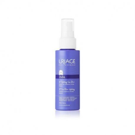 1er BEBE Spray anti-iritatii CU-ZN+ 100ml