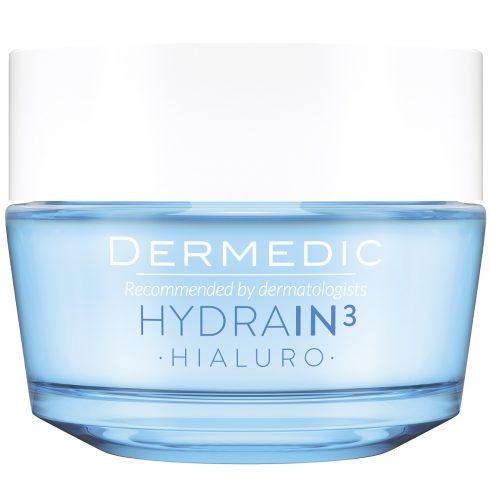 DERMEDIC HYDRAIN3 HIALURO gel crema ultrahidratant 50g