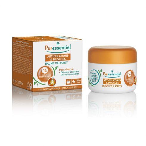 MUSCLE & JOINTS - Unguent antireumatic cu 14 uleiuri esentiale 30 ml
